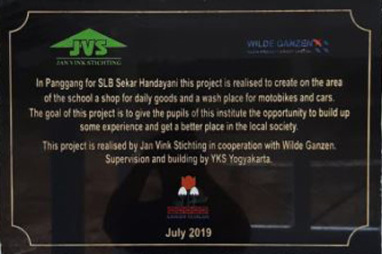 17 juli 2019 - afronding project